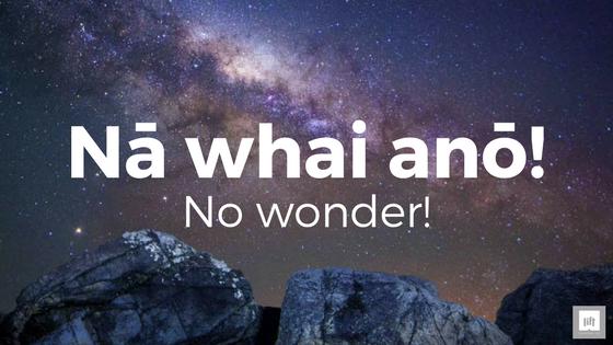 nā whai anō