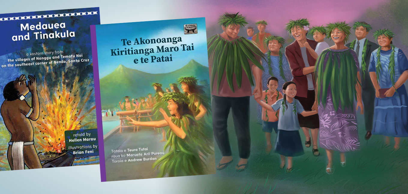 Developing a science curriculum in the Pacific