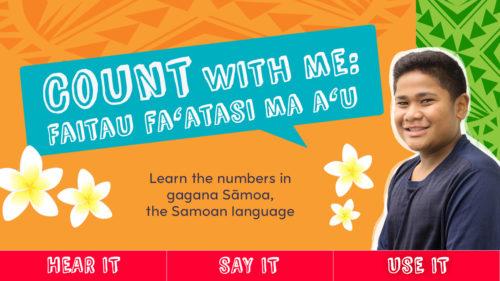 how to learn samoan language